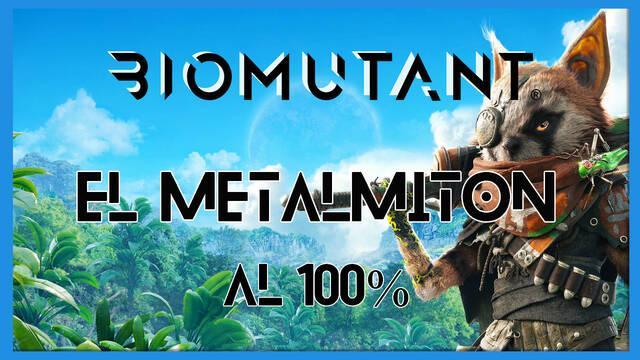 Biomutant: El metalmitón - Cómo completarla