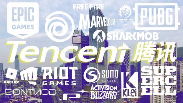 Tencent: Todas las compañías, videojuegos y franquicias que posee