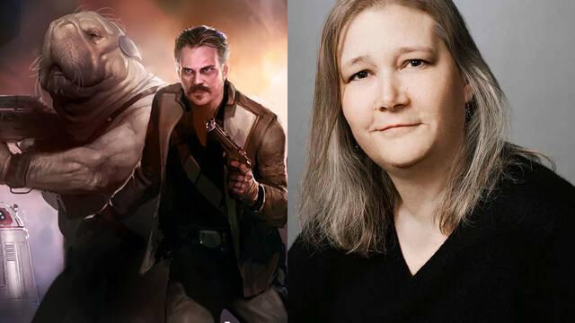 Amy Hennig se alía con el coautor de Star Wars 'Ragtag' para un nuevo juego de aventuras