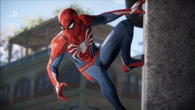 Estudio determina que Spider-Man es el mundo abierto de PS4 más terminado por los usuarios