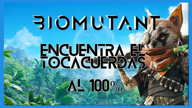 Biomutant: Encuentra el tocacuerdas - Cómo completarla