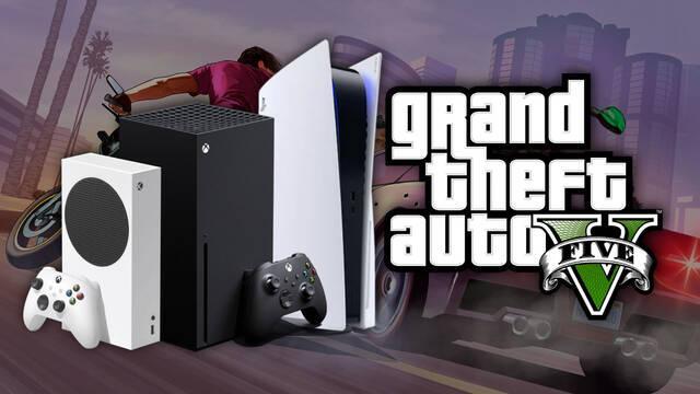 Grand Theft Auto V llegará a PS5 y Xbox Series X/S el 11 de noviembre.