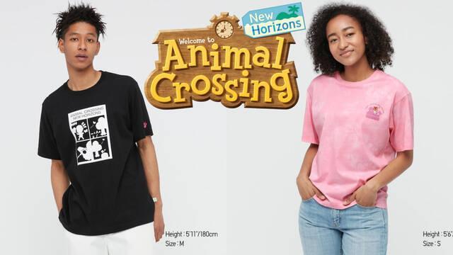 Llega en mayo una nueva línea de ropa basada en Animal Crossing: New Horizons