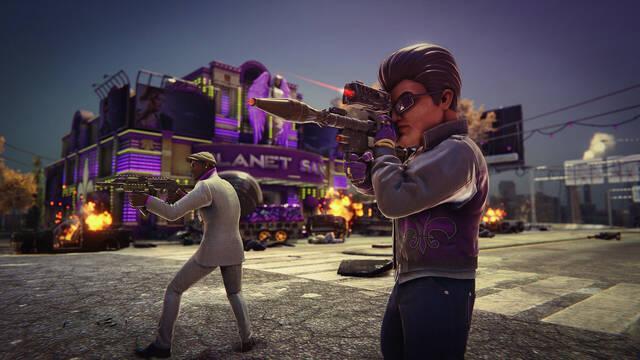 Saints Row The Third Remastered llegará a PS5 y Xbox Series X/S el 25 de mayo.