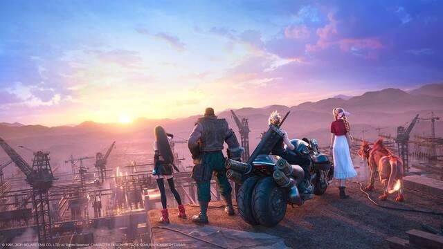 Final Fantasy 7 Remake Intergrade presenta nuevos personajes y detalles de jugabilidad.