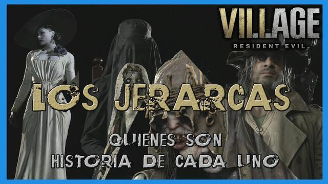 Resident Evil 8 Village: ¿quiénes son los jerarcas de la aldea?