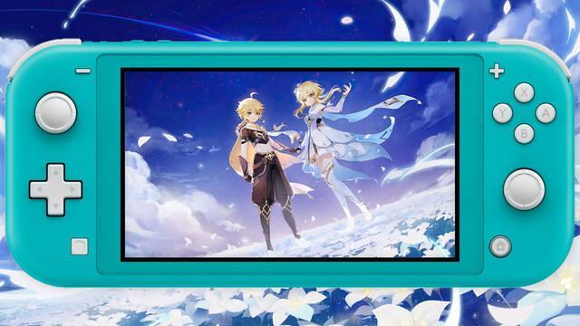¿Cuándo llegará Genshin Impact a Nintendo Switch?