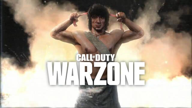 Call of Duty: Warzone presenta a Rambo y McClane en un nuevo tráiler ochentero.