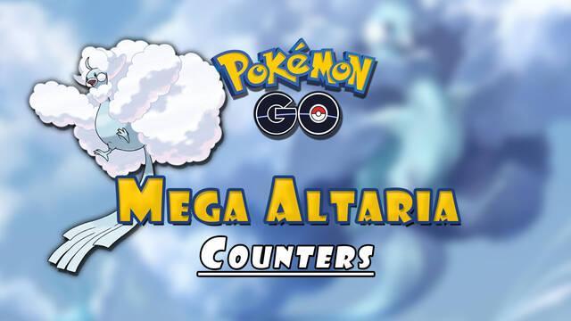 Pokémon GO: ¿Cómo vencer a Mega Altaria en incursiones? - Mejores counters