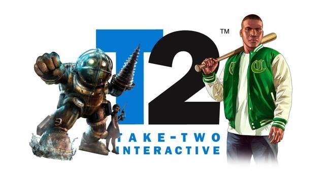 Take-Two y sus 62 lanzamientos