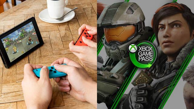 Xbox Nintendo Switch Xbox Game Pass