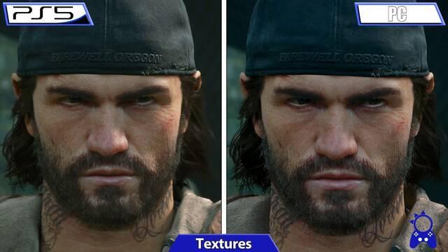 Nueva comparativa entre Days Gone en PC y PS5 por retrocompatibilidad