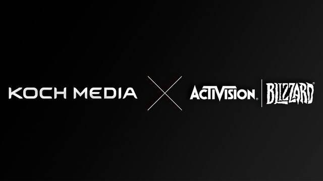 Koch Media distribuirá los juegos físicos de Activision Blizzard en España