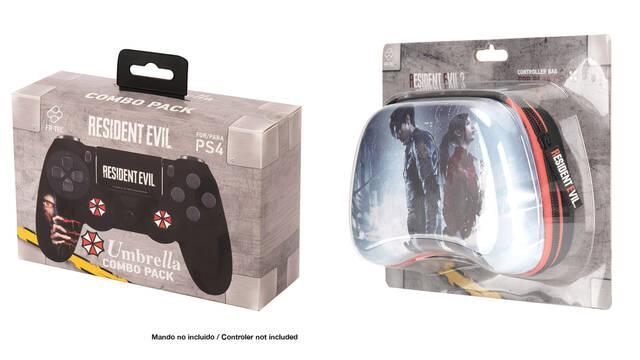 Llegan a Europa nuevos accesorios oficiales para gaming de Resident Evil