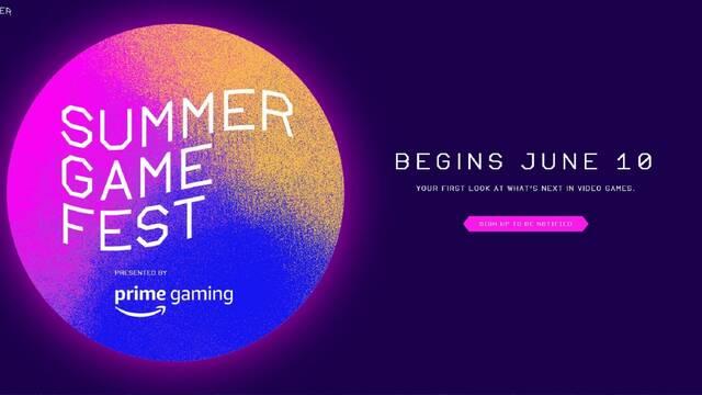 Summer Game Fest 2021 hora y fecha