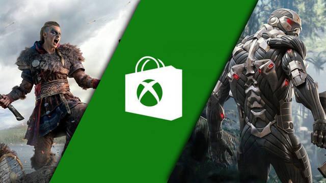 Nuevas ofertas semanales en Xbox One y Xbox Series X/S.
