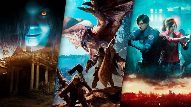 Capcom actualiza sus ventas: Resident Evil 7 supera los 9 millones, MHW los 17 millones