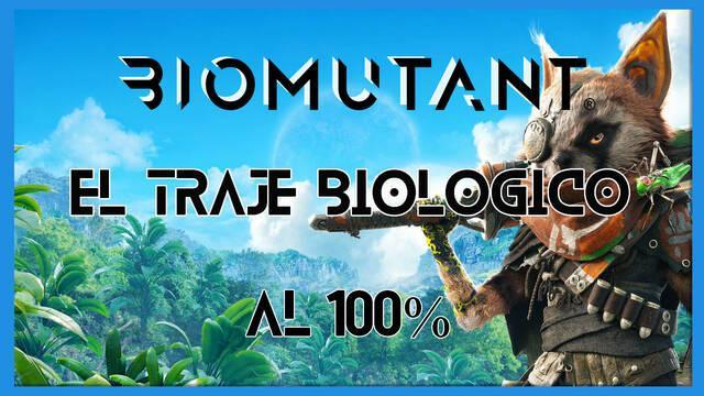 Biomutant: El traje biológico - Cómo completarla