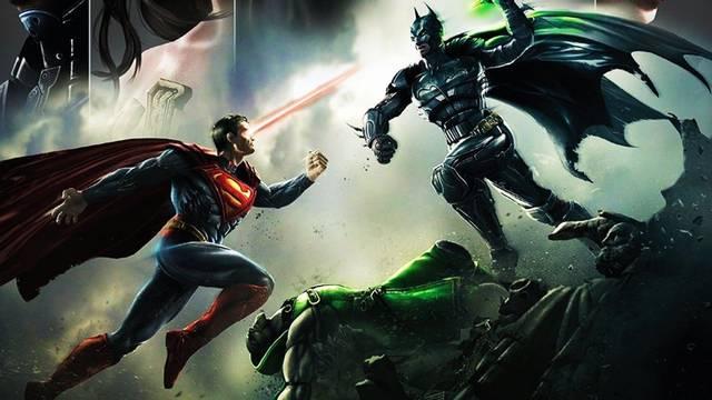 Anunciada una película de Injustice