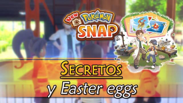 New Pokémon Snap: Los mejores secretos y easter eggs que esconde el juego