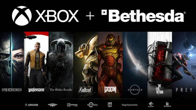 Xbox y Bethesda celebrarán un evento conjunto en las próximas semanas.