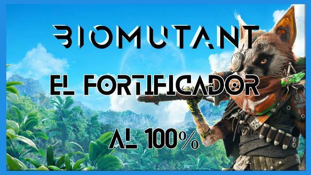Biomutant: El fortificador - Cómo completarla