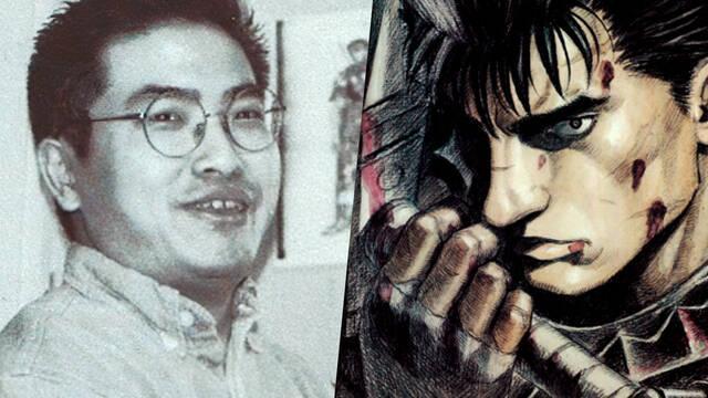 Ha fallecido Kentaro Miura, creador del manga Berserk, a los 54 años de edad