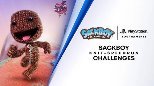 Sackboy: Una aventura a lo grande anuncia el inicio de una competición online