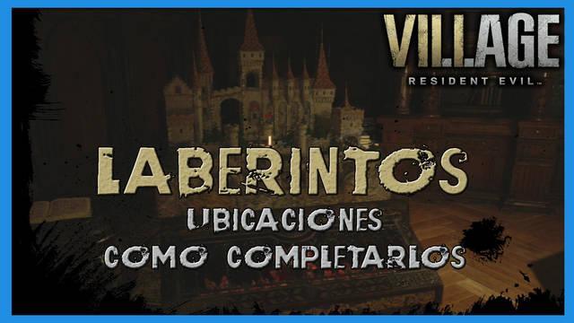 Resident Evil 8 Village: todos los laberintos y cómo resolverlos
