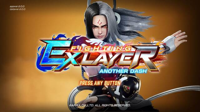 Ya disponible Fighting EX Layer: Another Dash