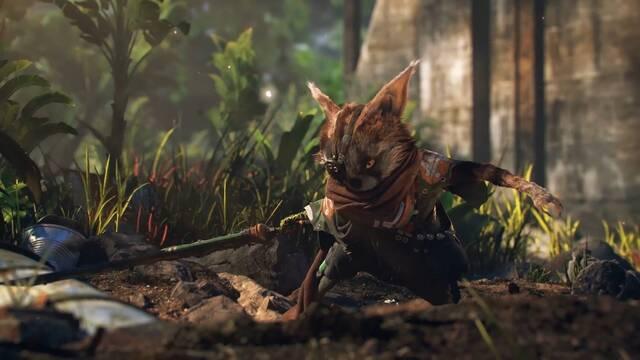 Nuevo gameplay de Biomutant en PS5 y Xbox Series X por retrocompatibilidad