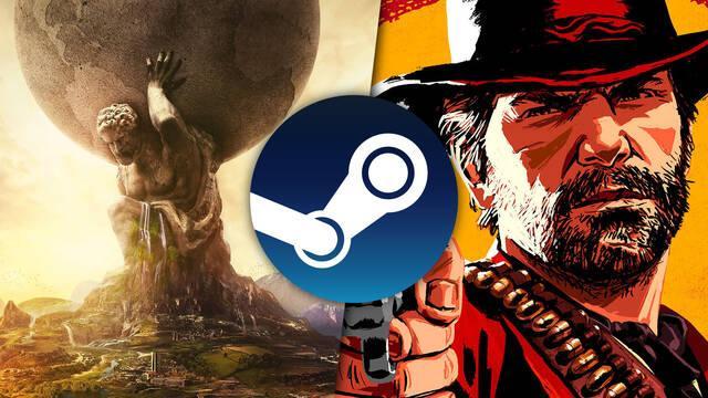 Ofertas del fin de semana en Steam.