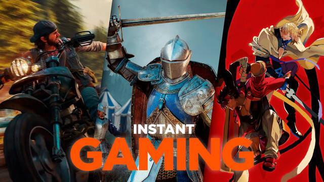 TOP 10 ofertas para PC de Instant Gaming
