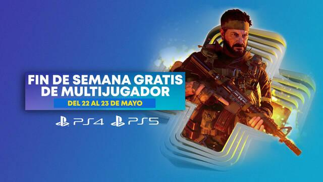 PS4 y PS5: Fin de semana de multijugador PS Plus gratis 22 y 23 de mayo.
