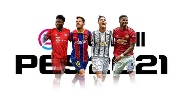 eFootball PES 2021 presenta su contenido para la UEFA EURO