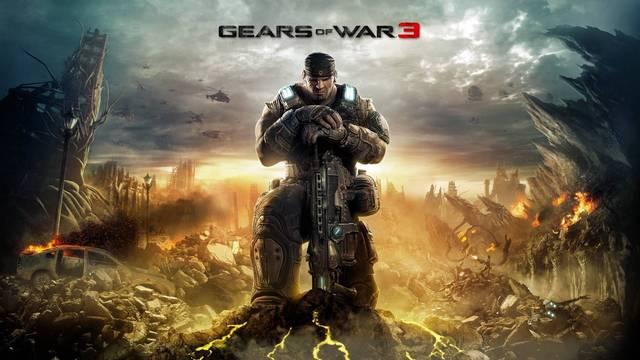 Sale a la luz un prototipo de Gears of War 3 en Unreal Engine 3 para PS3