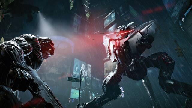 Crysis 2 Remastered: Crytek muestra la que sería su primera imagen