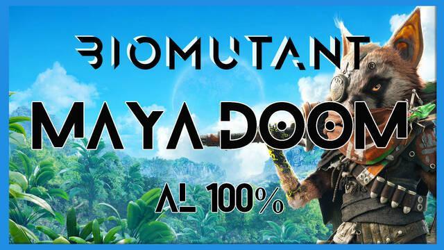Biomutant: Maya Doom - Cómo completarla