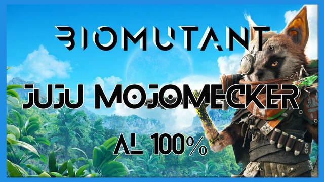 Biomutant: Juju Mojomecker - Cómo completarla