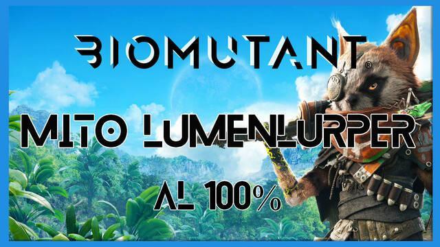 Biomutant: Mito Lumenlurper - Cómo completarla