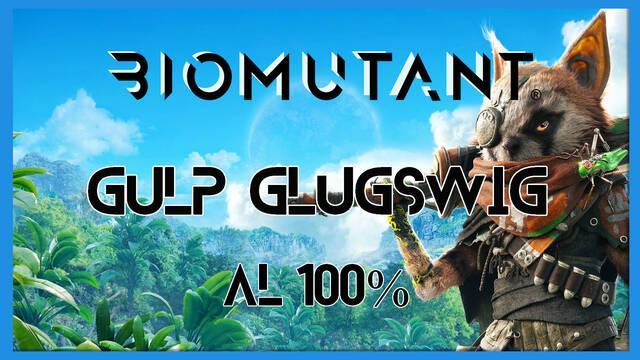 Biomutant: Gulp Glugswig - Cómo completarla