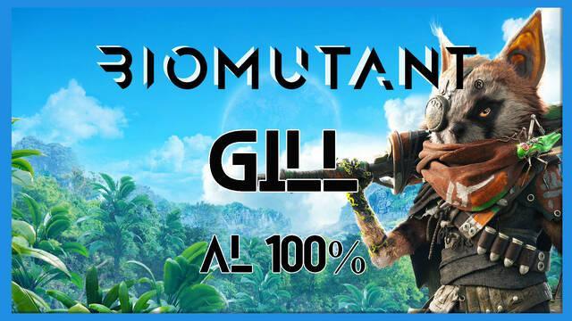 Biomutant: Gill - Cómo completarla