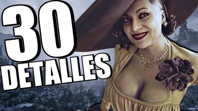 Resident Evil 8: Village: Estos son los 30 detalles alucinantes de la aventura de Capcom