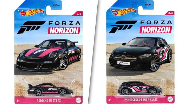 Hot Wheels prepara una nueva colaboración con Forza Horizon para este año