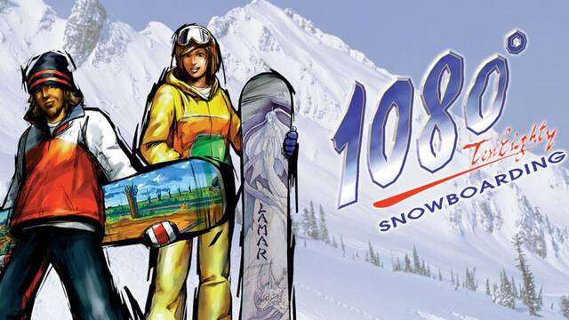 1080º Snowboarding Nintendo Switch
