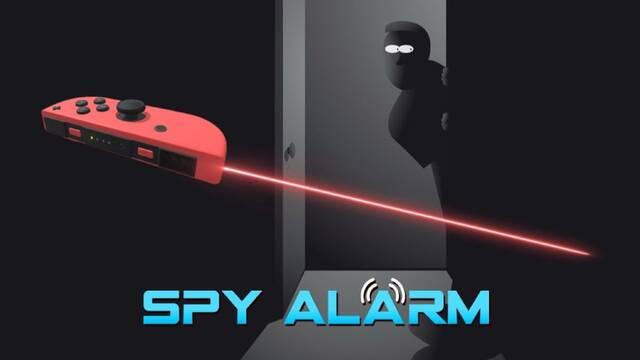 Spy Alarm Nintendo Switch eshop