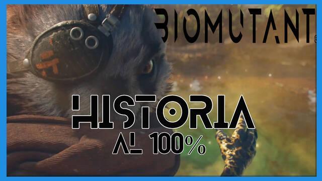 Biomutant: Historia al 100% - Todas las misiones y cómo completarlas