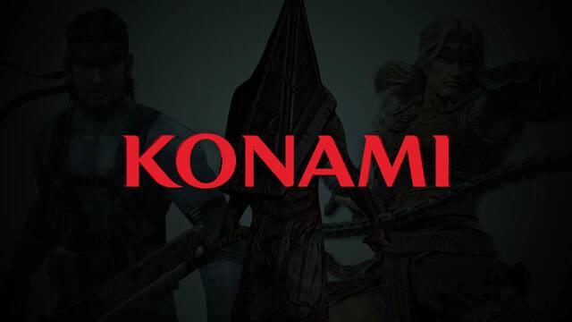 Konami planea recuperar más sagas clásicas en forma de indies y colaboraciones externas.