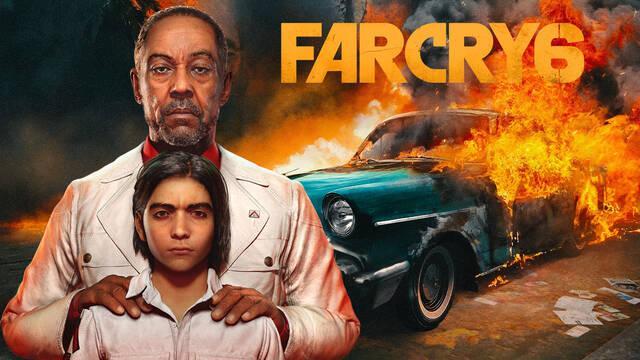 Nuevas filtraciones de Far Cry 6.