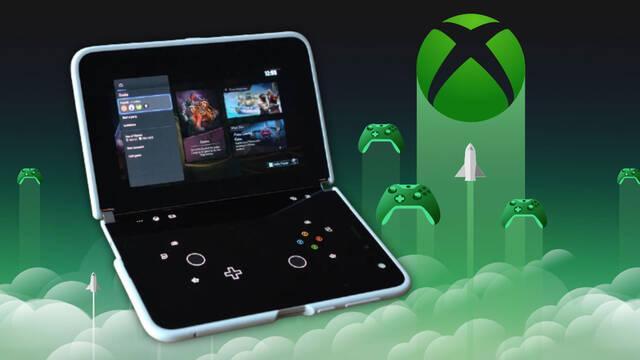 Microsoft actualiza xCloud y convierte Surface Duo en una Xbox portátil.